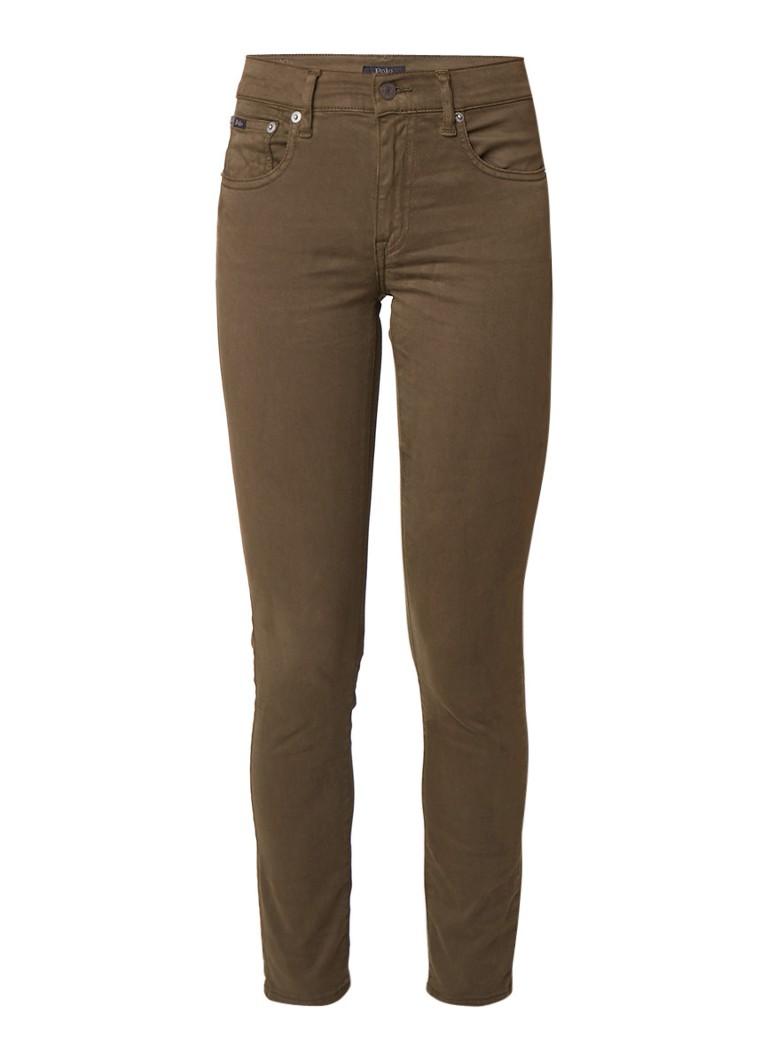 Ralph Lauren Low rise super skinny fit jeans van katoen