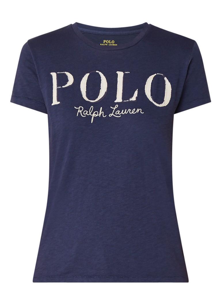 Ralph Lauren T-shirt met logopatch