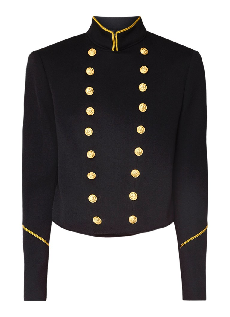 Ralph Lauren Blazer met military look