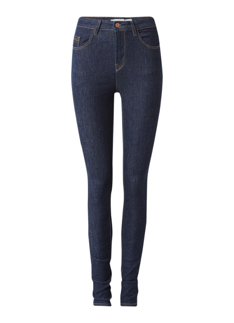 WE Fashion Blue Ridge Milou high rise skinny jeans