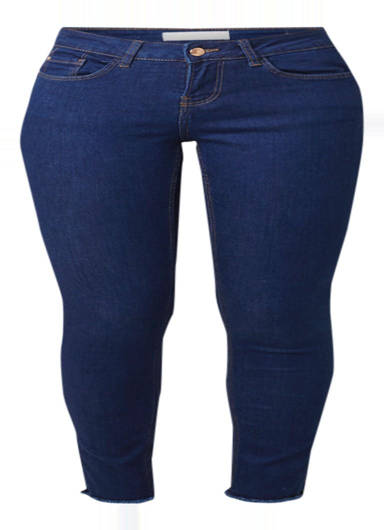 WE Fashion Blue Ridge Jackie mid rise super skinny fit jeans