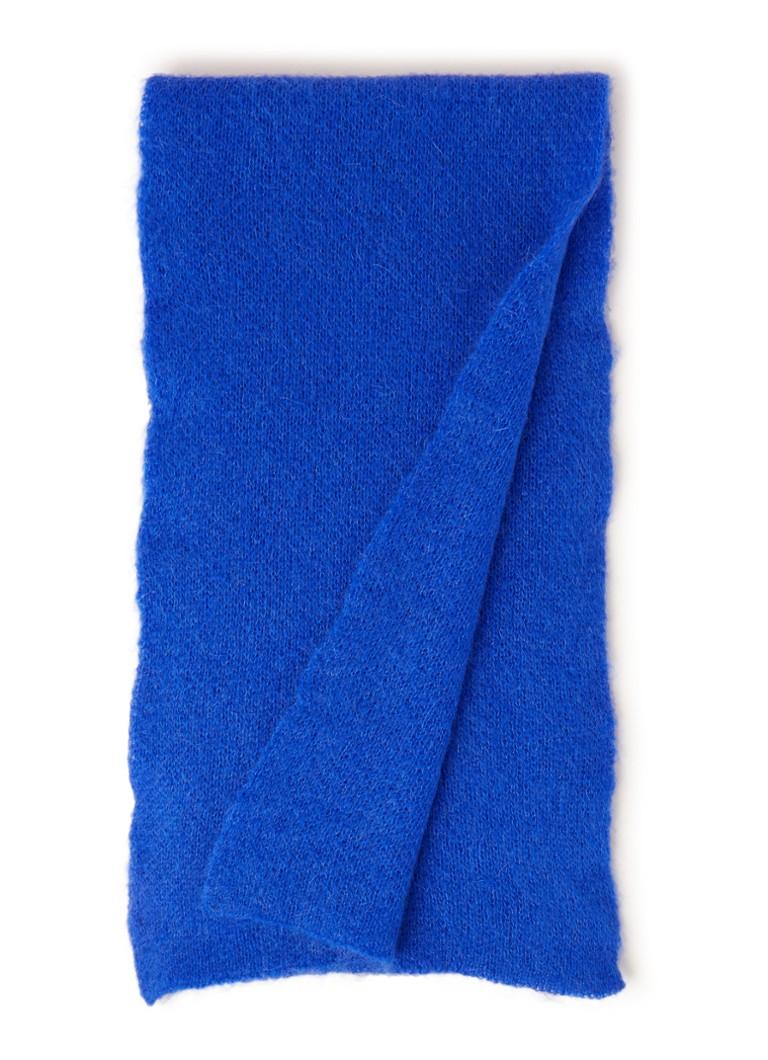 Benetton Fijngebreide sjaal 220 x 30 cm
