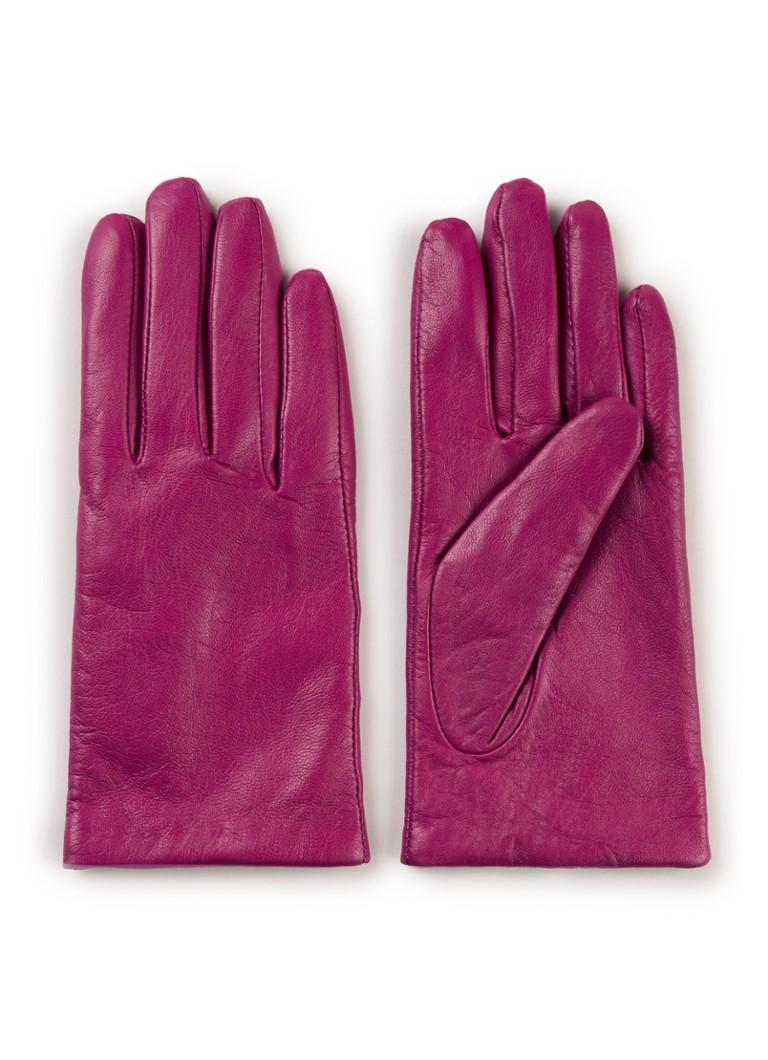 Benetton Handschoenen van schapenleer