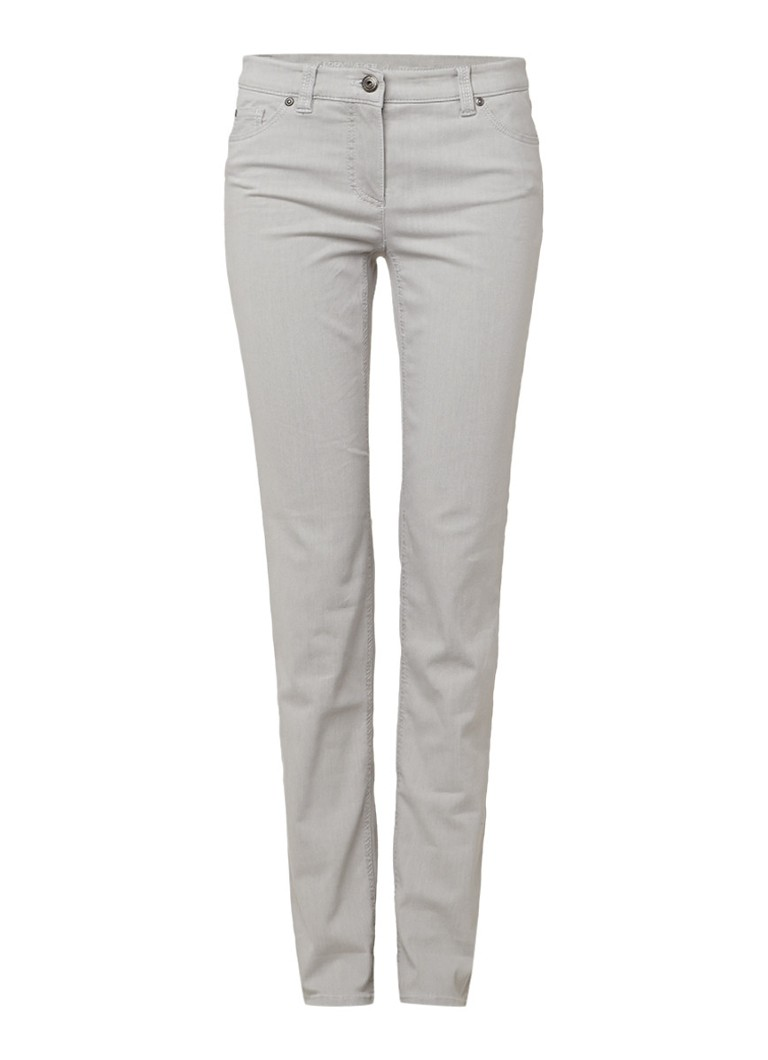 Gerry Weber Ivy mid rise slim fit jeans met stretch