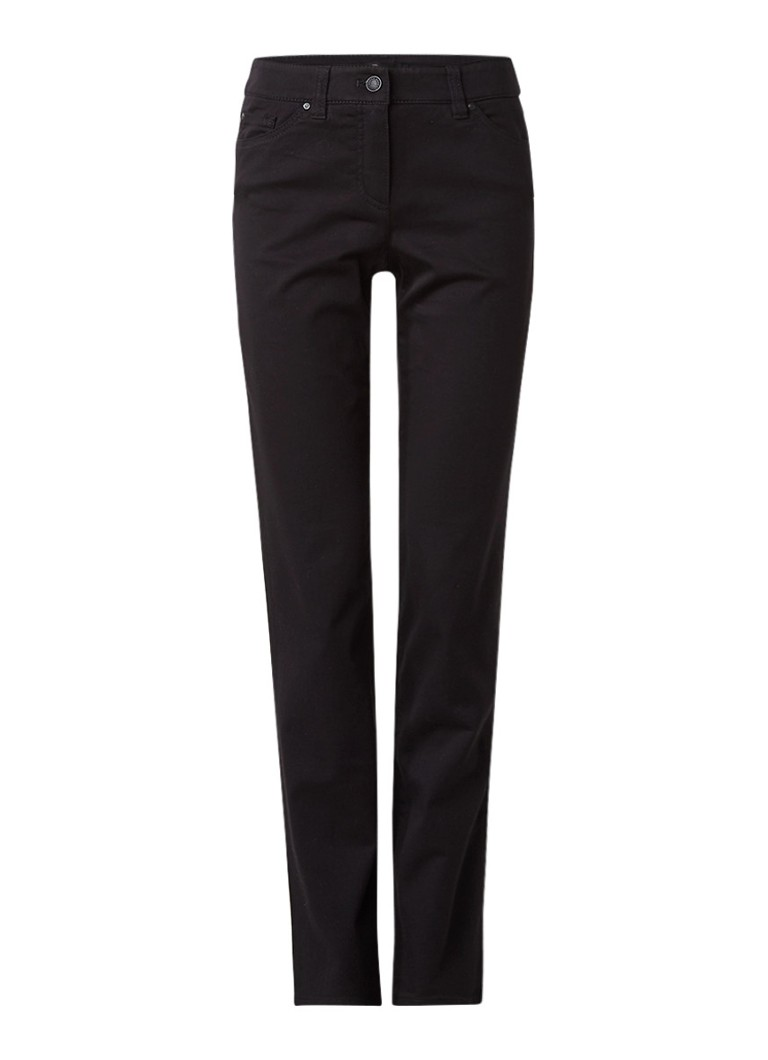 Gerry Weber Roxy mid rise slim fit jeans met stretch