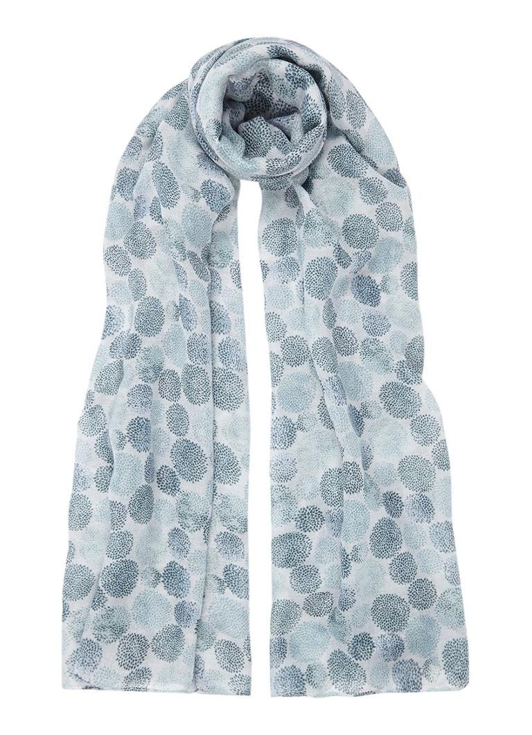 Sjaals Gerry Weber Sjaal met dessin 180 x 80 cm Groen