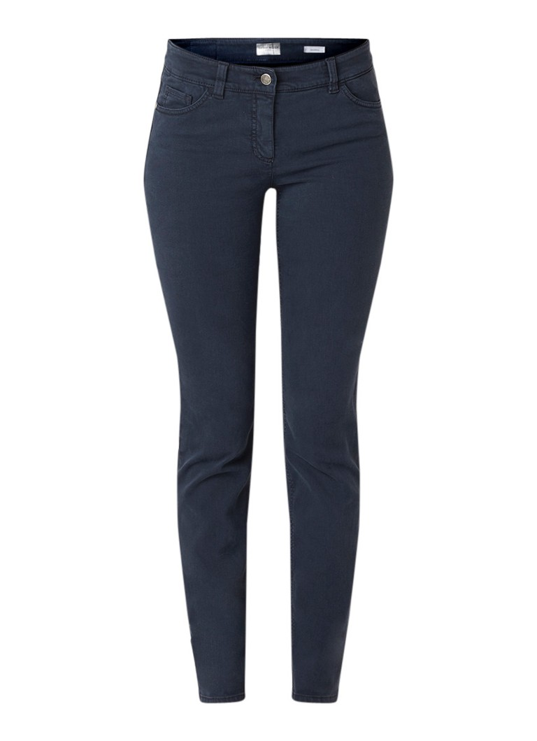 Gerry Weber Low rise straight fit jeans met stretch