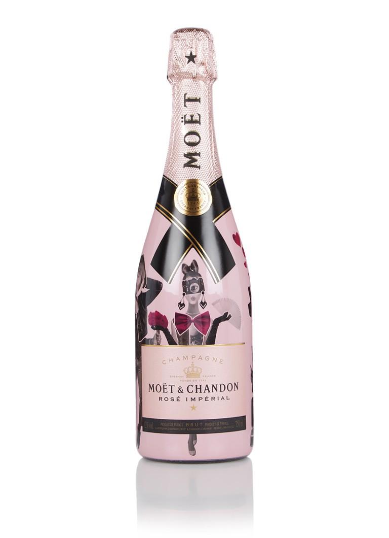 Moët & Chandon Champagne Rosé Impérial Limited Edition Unconventional Love 750 ml