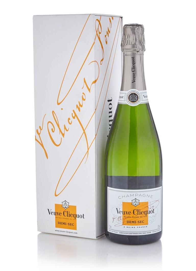 Veuve Clicquot Champagne Demi-Sec in geschenkdoos 750 ml