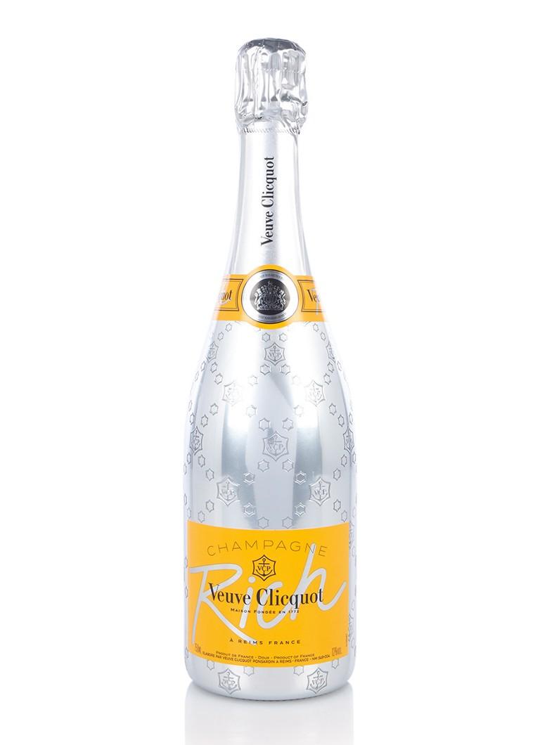 Veuve Clicquot Rich champagne 750 ml