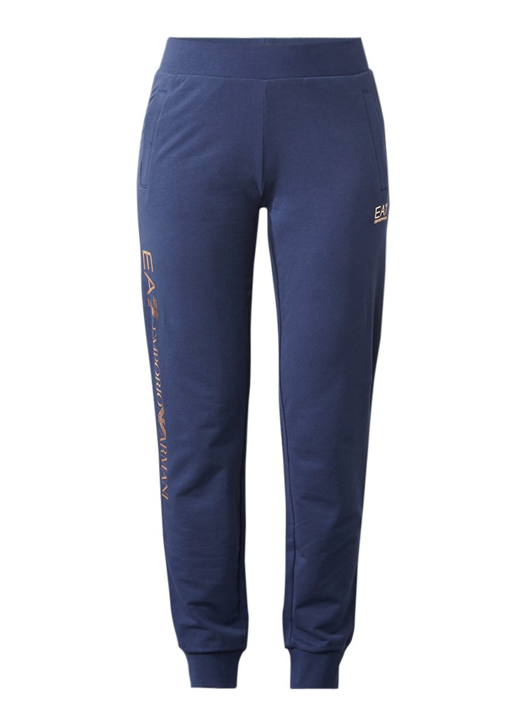 Armani Joggingbroek met metallic logo
