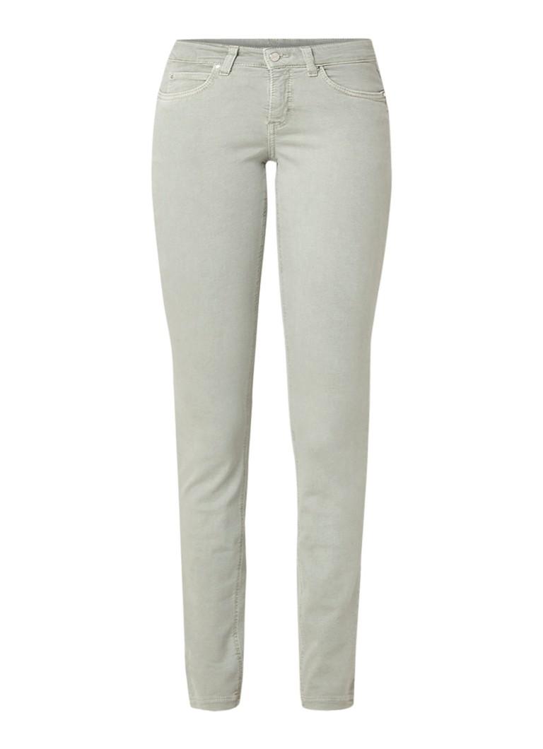 MAC Dream mid rise skinny fit jeans