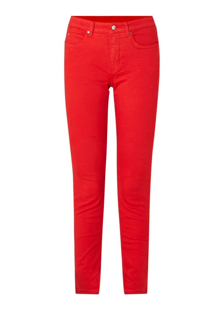 MAC Dream mid rise skinny fit cropped jeans