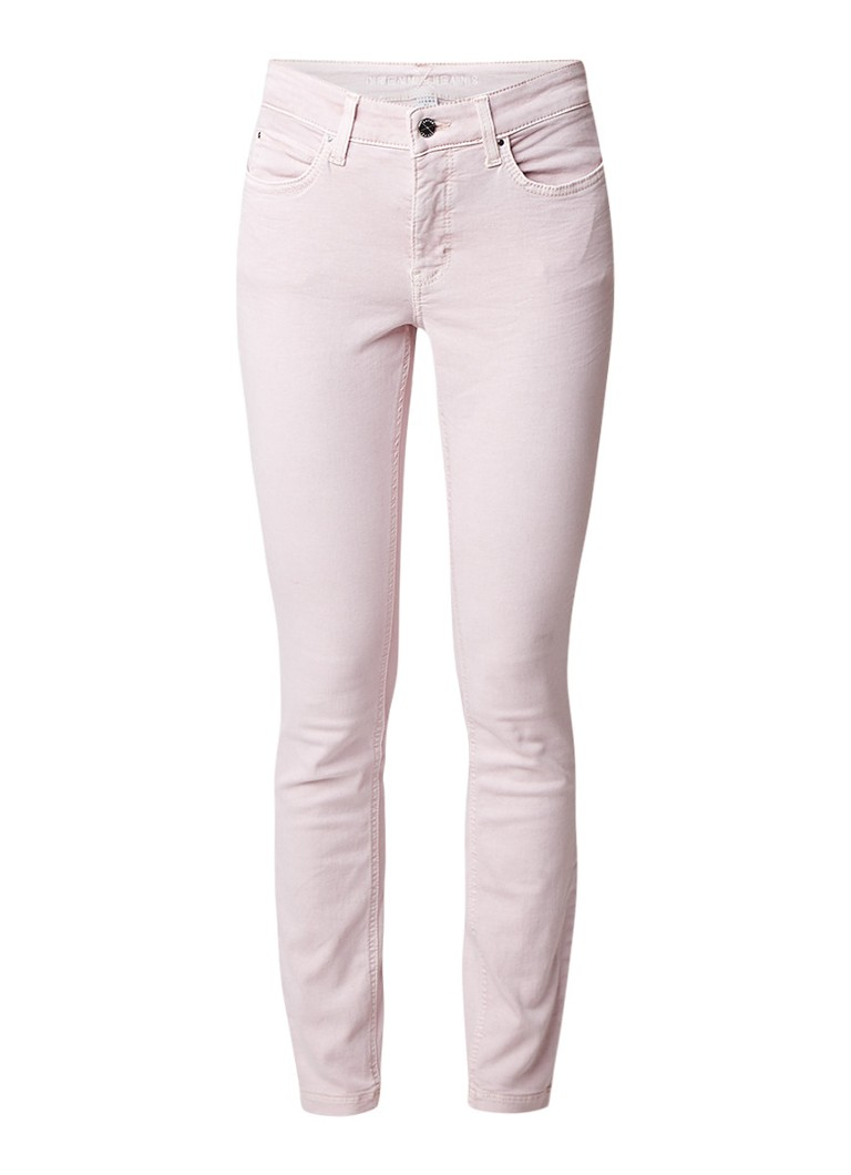 MAC Dream high rise skinny jeans met gekleurde wassing