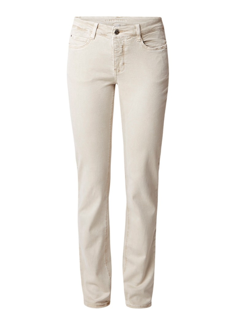 MAC Dream high rise straight fit jeans