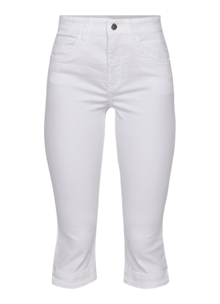 MAC Dream high rise capri jeans met stretch
