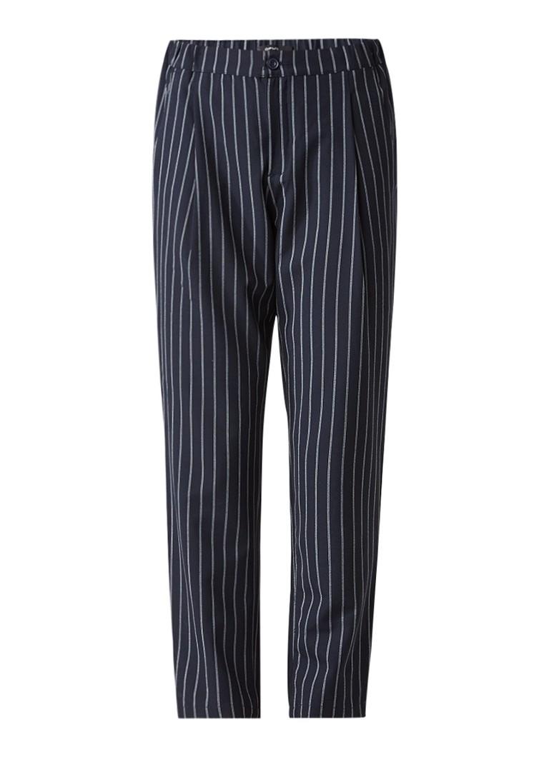 Opus Meru cropped pantalon met
