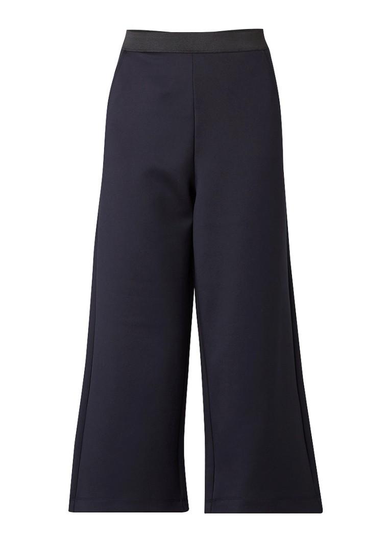Opus Marouk culotte met elastische tailleband