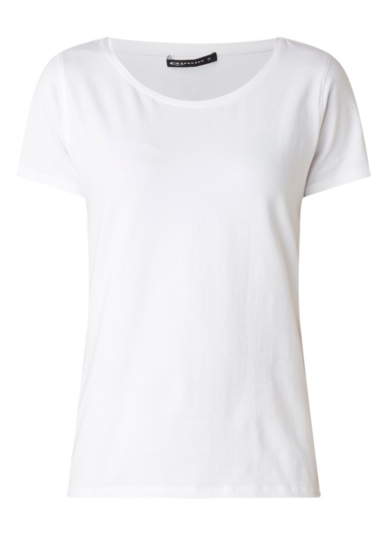 Expresso Andy T-shirt van jersey