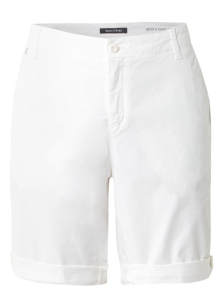 Marc O Polo Wide fit shorts met