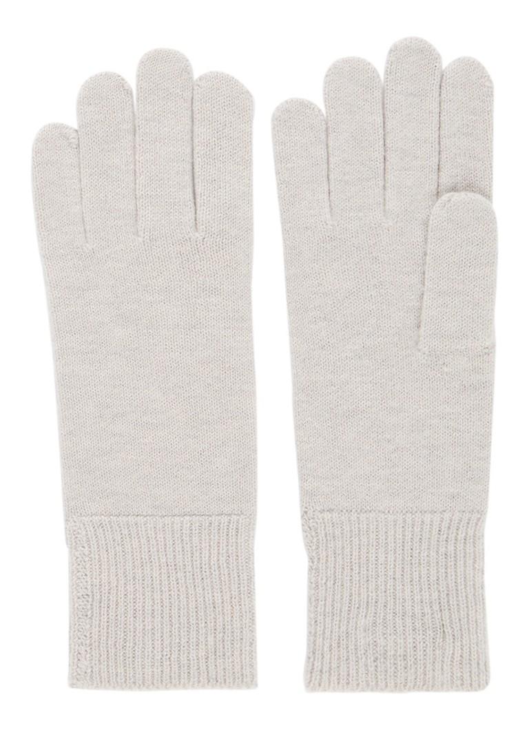 Marc O'Polo Handschoenen in kasjmierblend in uni thumbnail