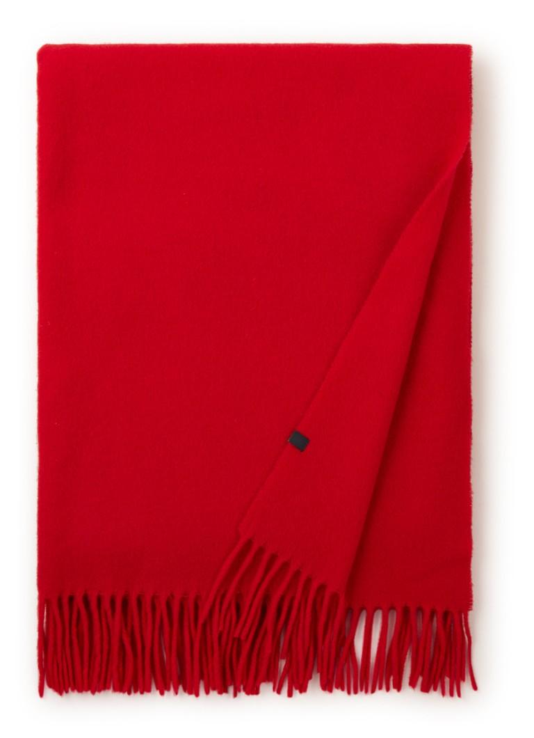 Marc O'Polo Sjaal van wol 180 x 75 cm