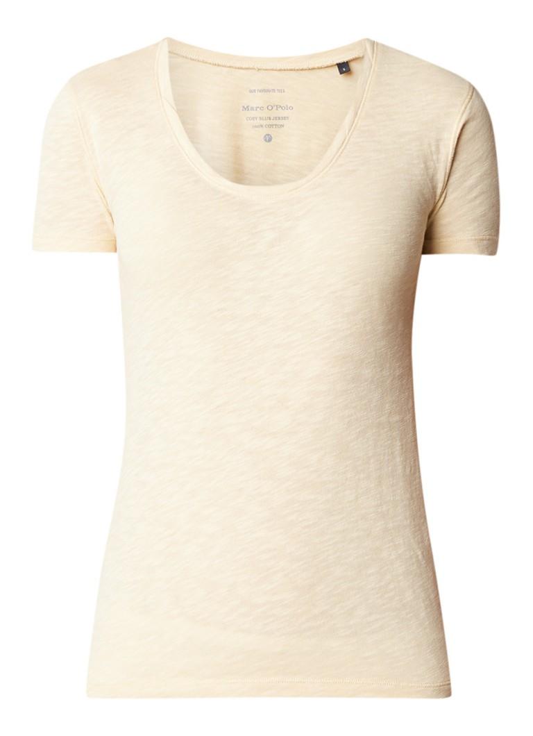 Marc O'Polo T-shirt van katoen