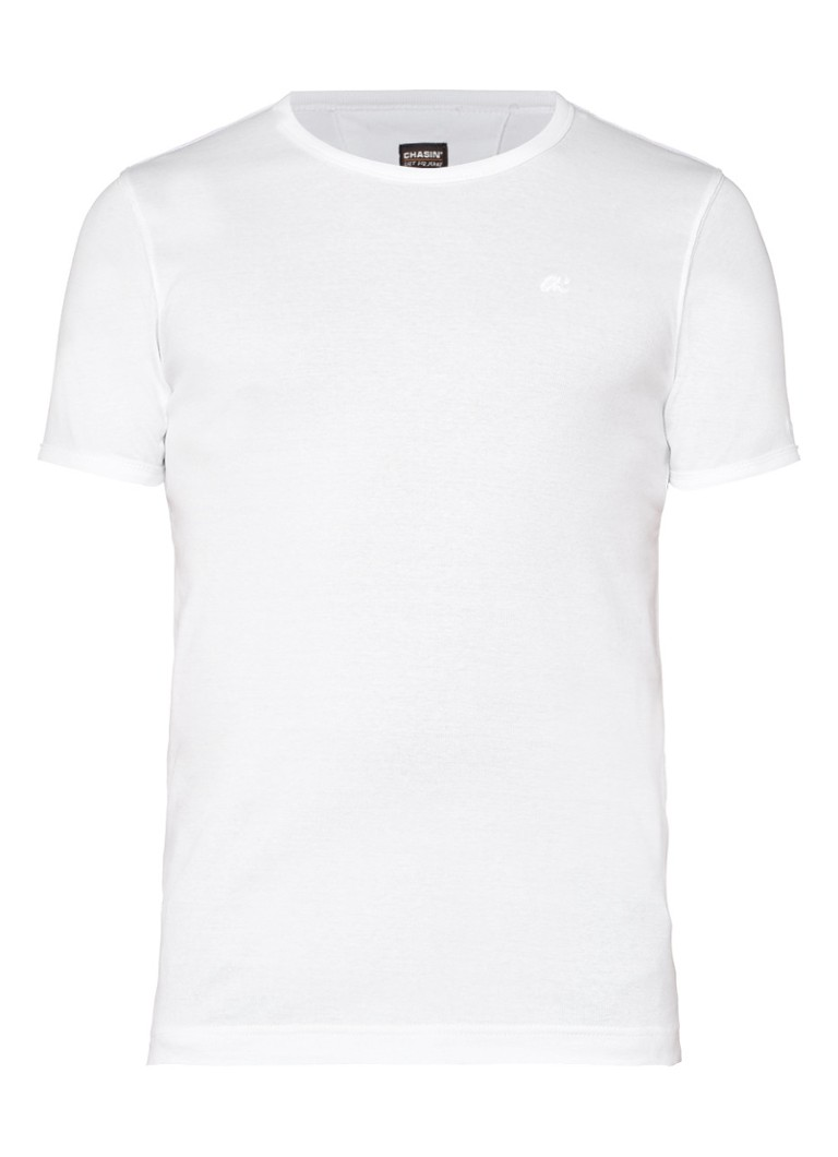 Chasin Base-B basic T-shirt met ronde hals