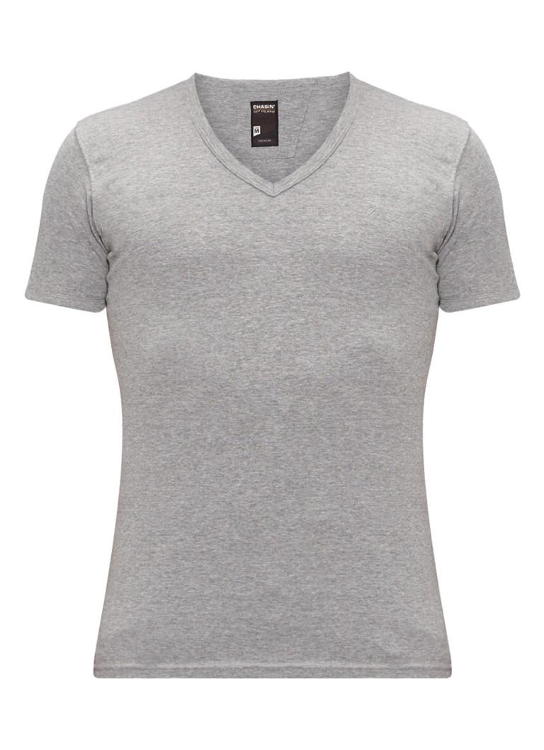 Chasin Cave-B T-shirt met V-hals