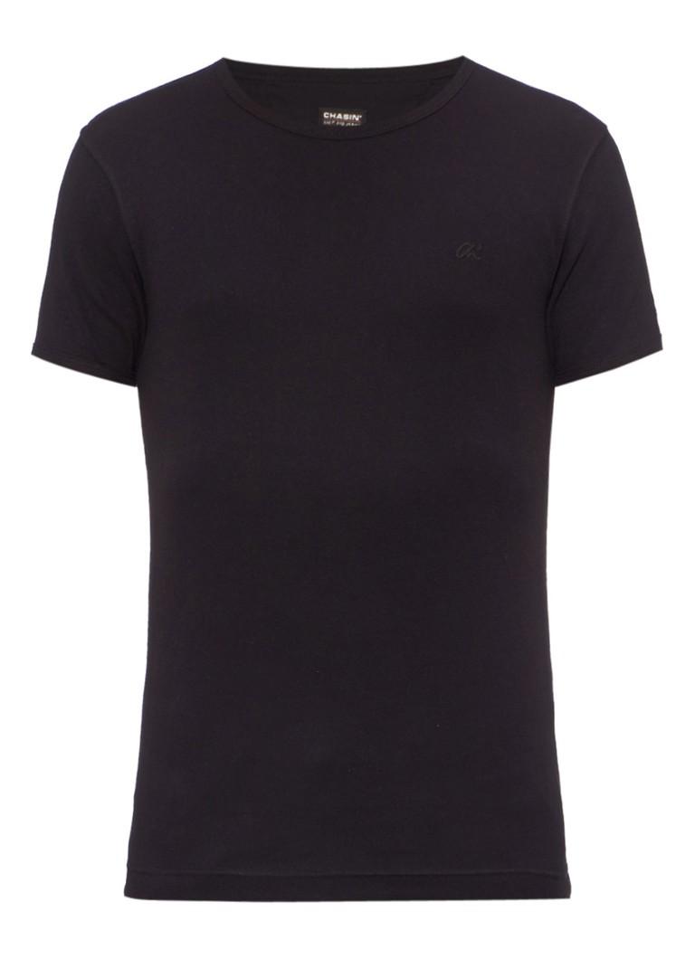 Chasin Base-B basic T-shirt met ronde hals