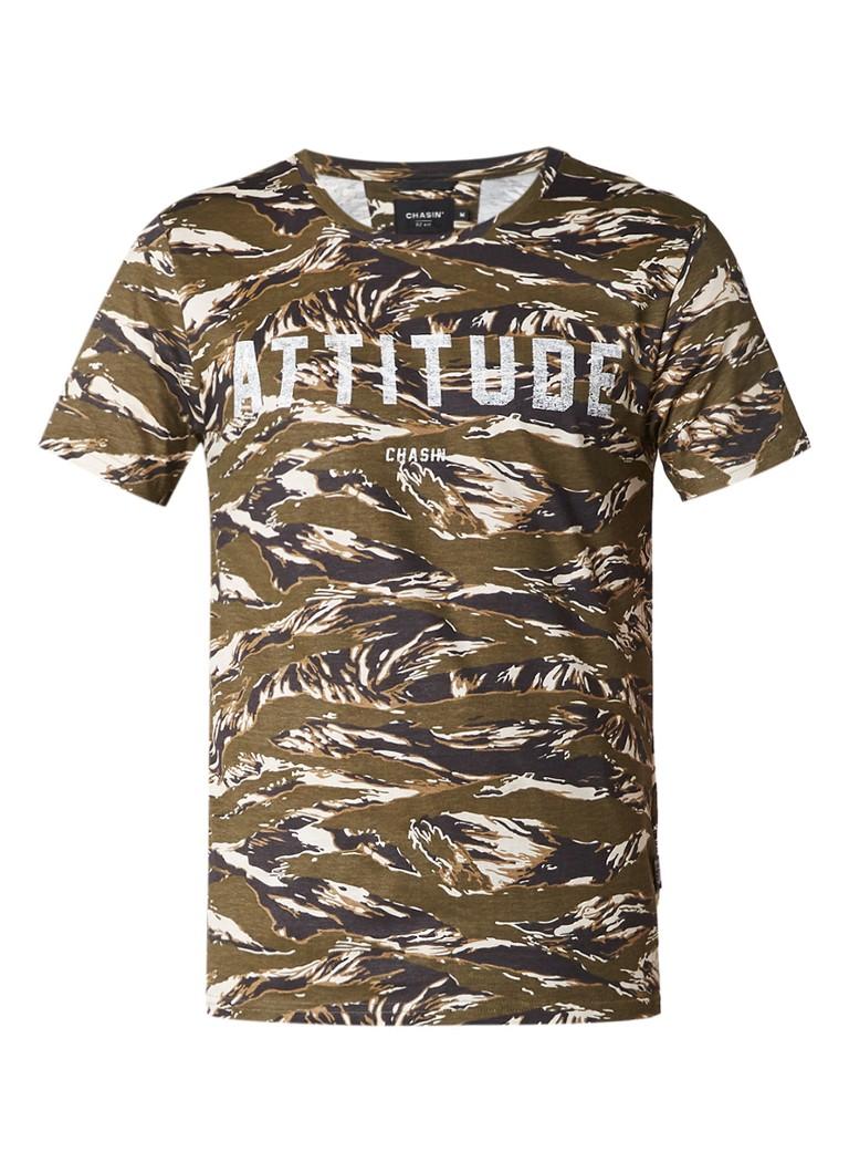 Chasin Jordan T-shirt met print
