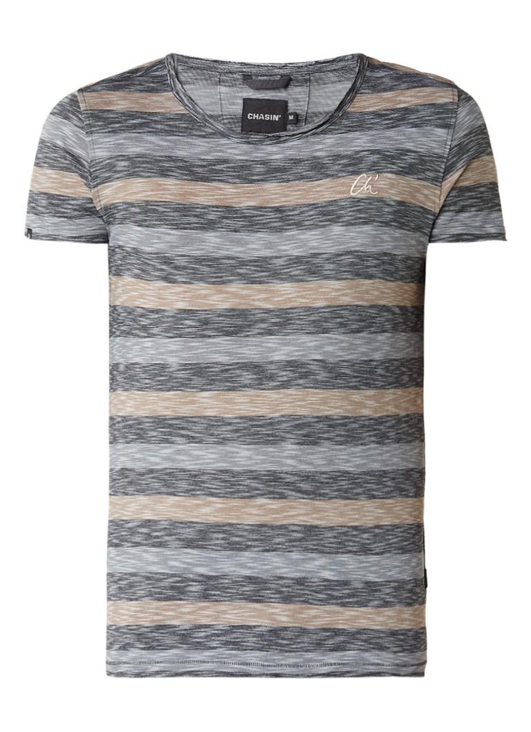 Chasin Universal Wide T-shirt met ronde hals