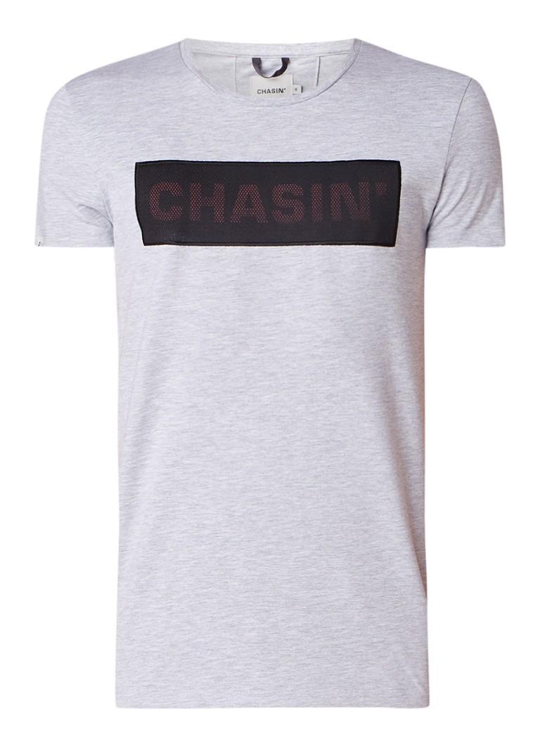 Chasin Darric T-shirt met logo