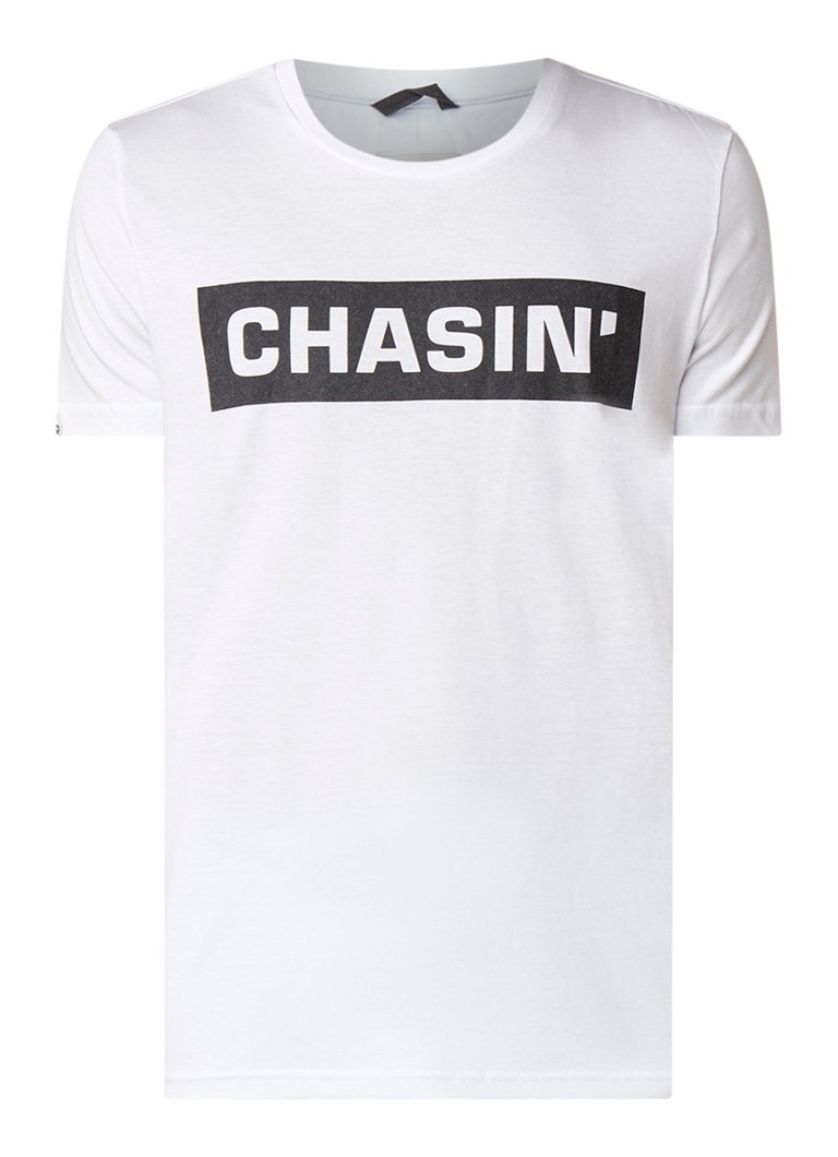 Image of Chasin' Bow T-shirt met logoprint