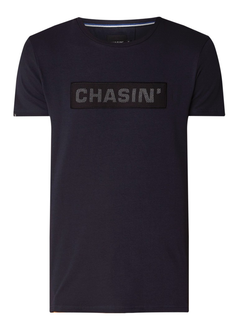 Image of CHASIN' Darric T-shirt met logoprint