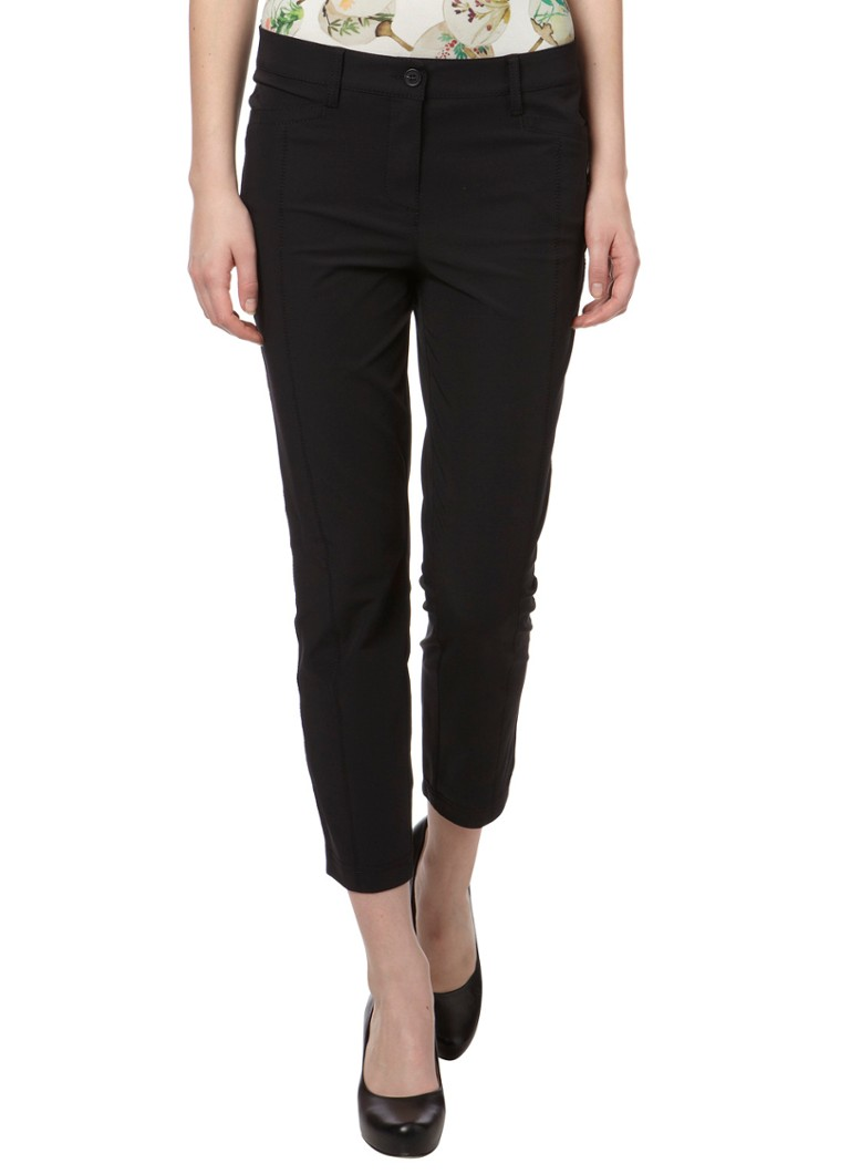 Broeken Rosner Alyssa pantalon Zwart