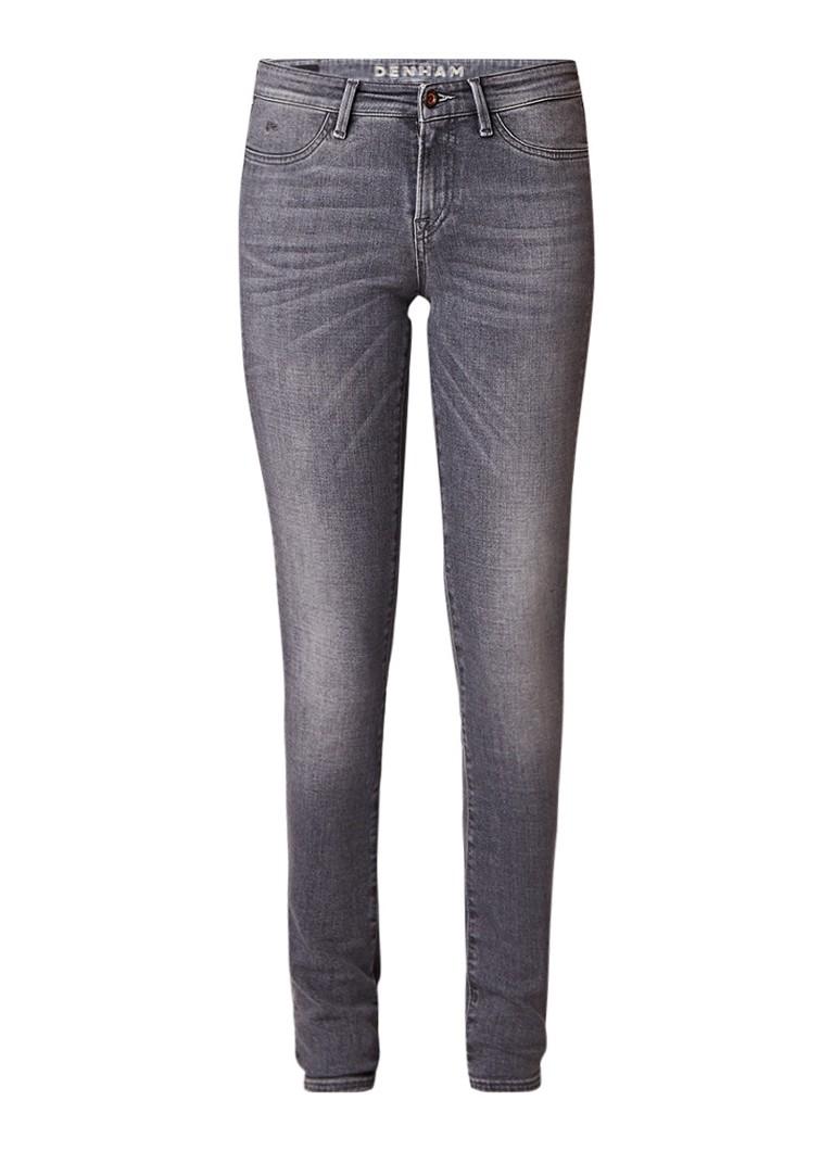 Denham Spray super tight fit jeans met donkere wassing