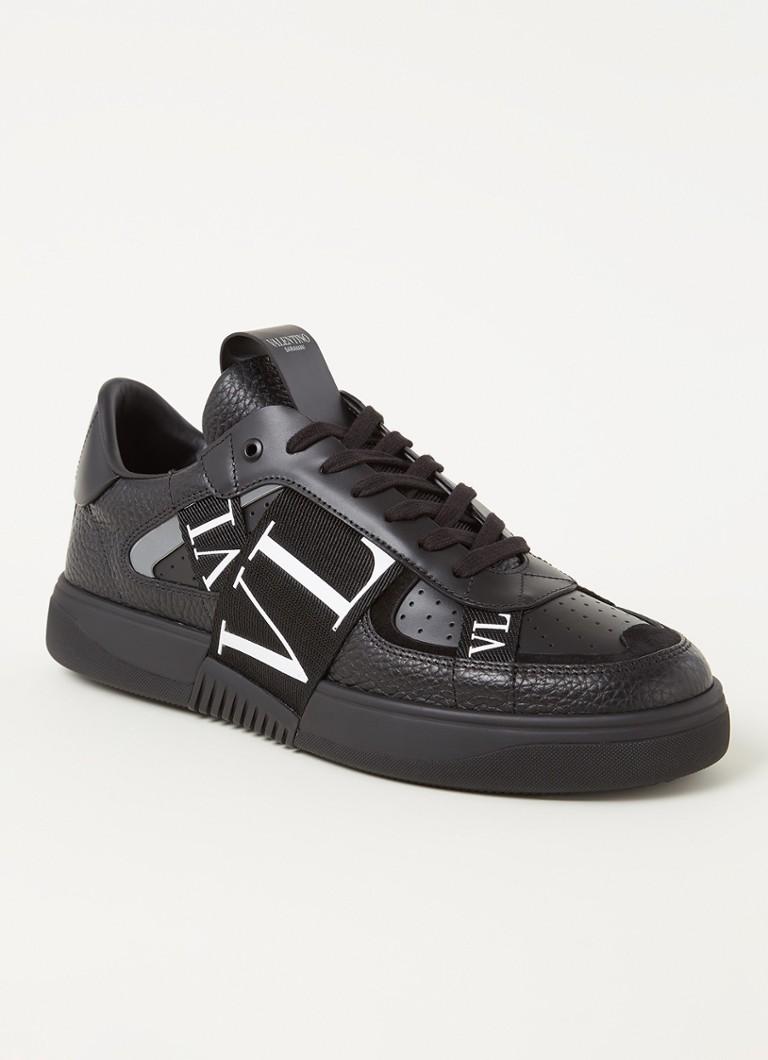 Valentino VLN sneaker van kalfsleer met logo