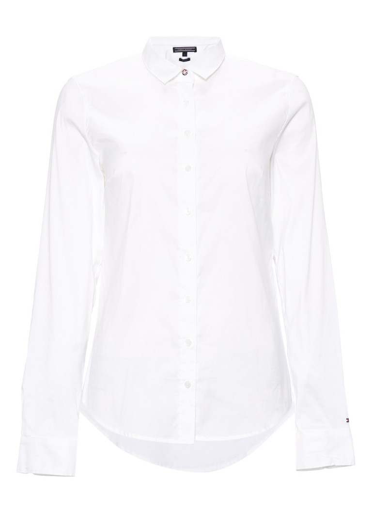 Tommy Hilfiger Amy slim fit blouse