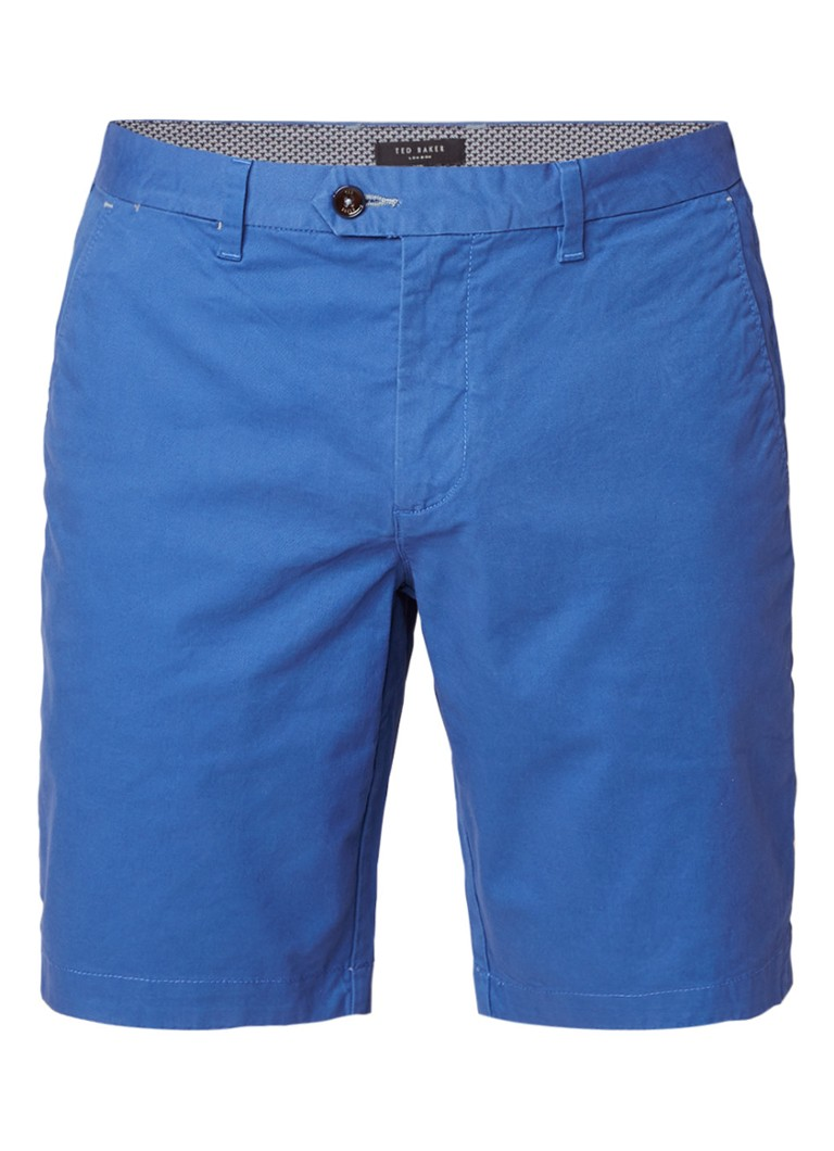 Ted Baker Proshor chino shorts met stretch
