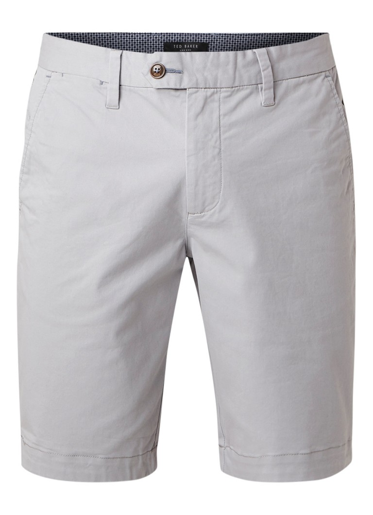 Ted Baker Ted Baker Selshor chino shorts met stretch