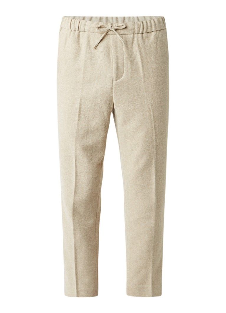 TOPMAN Fixed Hem Jogger pantalon
