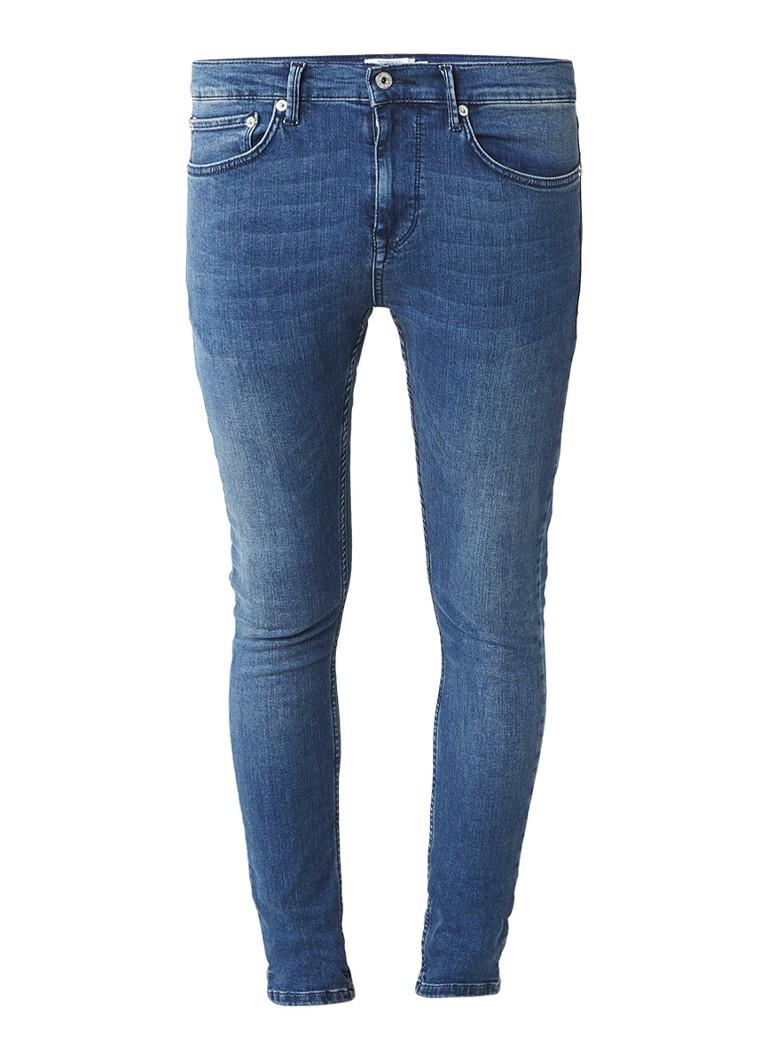 TOPMAN Zayne Super Spray skinny fit jeans