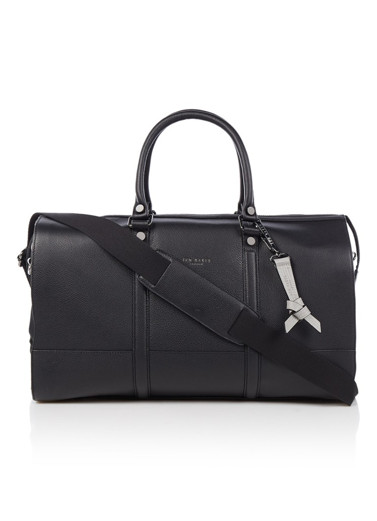 Image of Ted Baker Radical weekendtas van leer