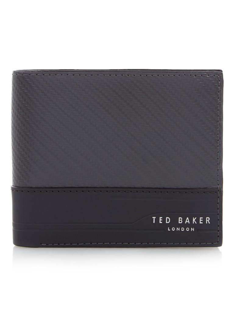 Ted Baker Calmer portemonnee van leer