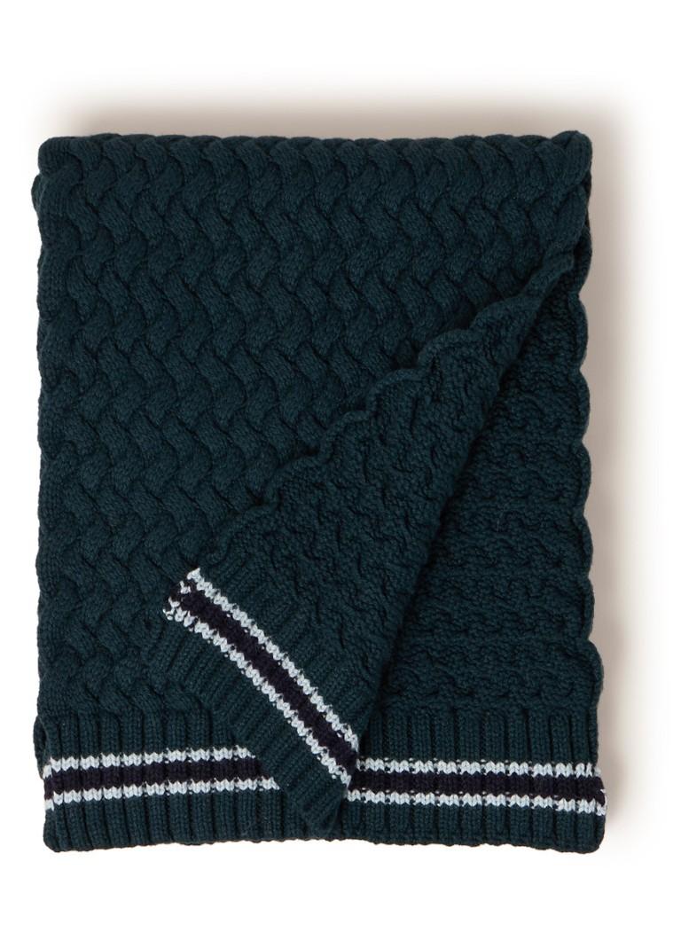 Image of Ted Baker Sennen sjaal in kasjmierblend 180 x 25 cm