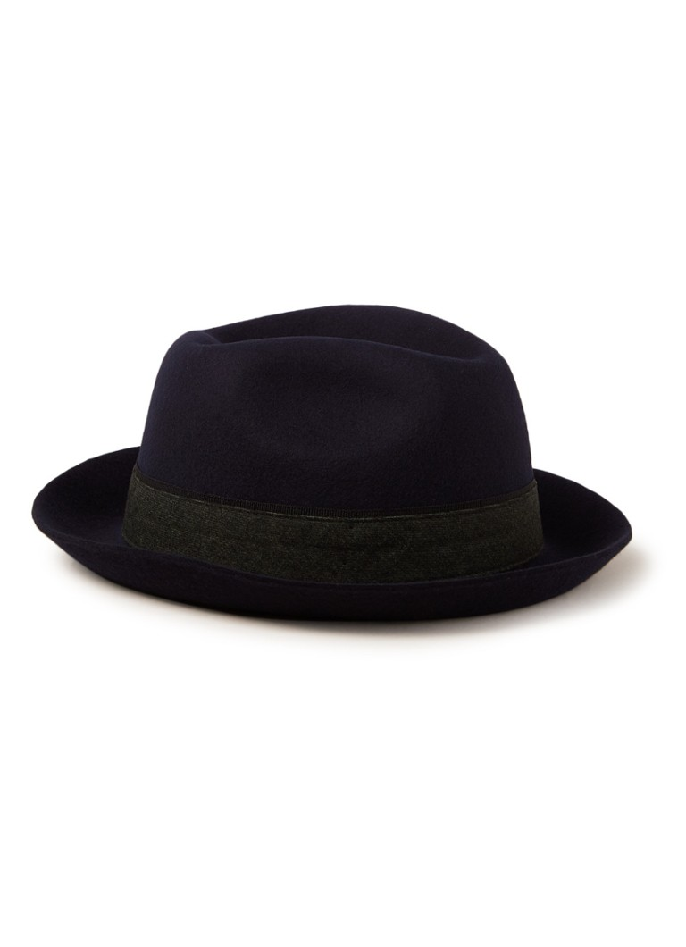 Ted Baker Bagz fedora in wolblend
