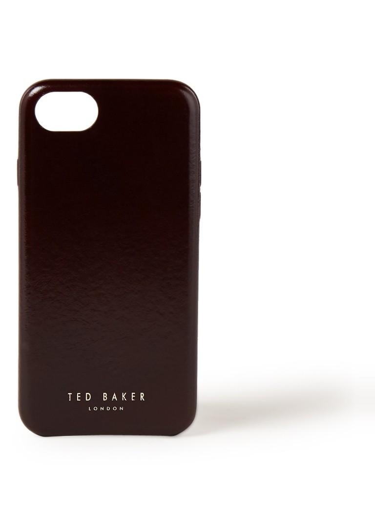 Ted Baker Midico telefoonhoes van leer voor Iphone 6/ 6s/ 7/ 8