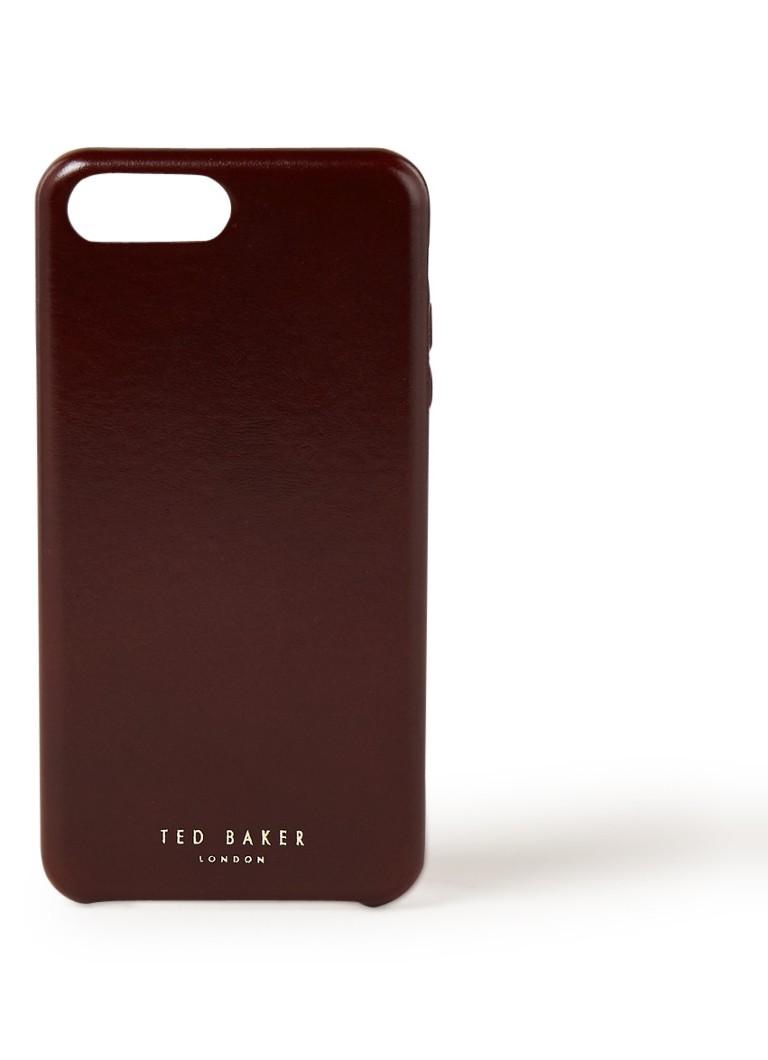 Ted Baker Midico telefoonhoes van leer voor Iphone 6 / 6s / 7 / 8 Plus