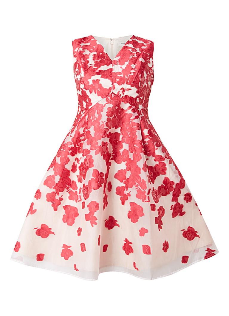 Studio 8 Jasmine A-lijn jurk met bloemenprint roze